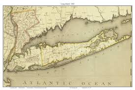 Suffolk County Free Map Free Old Maps Of Long Island New York