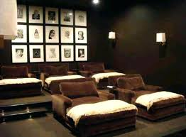 Theatre Room Decor Theatre Room Decor Best Images About On Colorful In The
