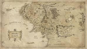 Eragon Map Fantasy Book Settings Top Ten Tuesday Lindsey Reads