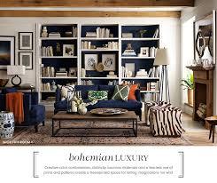 high end home decor catalogs bohemian furniture and décor collection williams sonoma