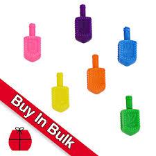 200 small plastic dreidels