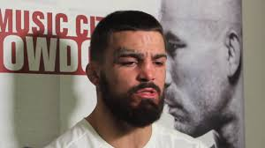 ufc nashville mike perry discusses highlight reel knockout of