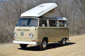 1970 volkswagen vanagon vw bus for sale in wisconsin westfalia camper van u0026 conversions