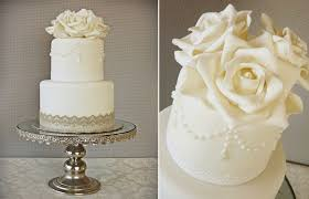 lace wedding cakes part 4 lace trim cake geek magazine