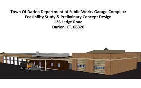 town garage expansion estimated at 5 million darien times