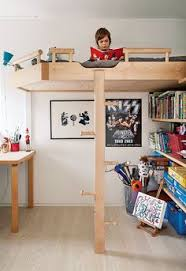 Link To Construction Planssteps For Builtin Bunk Beds Ranch - Kids built in bunk beds