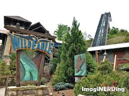 dollywood roller coasters from blazing fury to lightning rod