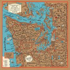 Map Of Spokane The Lindgren Brothers Of Spokane Washington And Their Remarkable