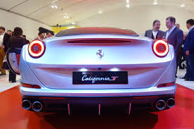 ferrari back ferrari california t u2013 world première u2013 the turbo is back u2013 the