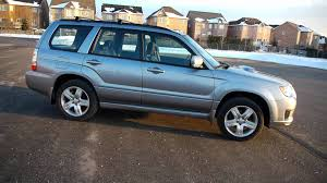 subaru xt 2008 subaru forester xt 2 5 limited 5mt awd suv youtube