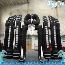 Halloween Inflatables Haunted House by Inflatable Halloween Archway Inflatable Halloween Archway