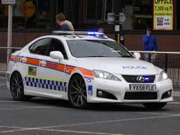 lexus dealerships yorkshire isf police car for sale lexus is f club lexus owners club