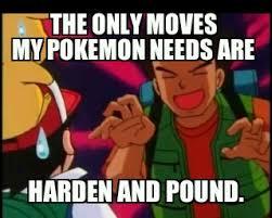 brock no pokemon