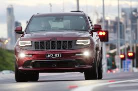 jeep srt jeep grand cherokee srt night edition 8 things you didn u0027t know