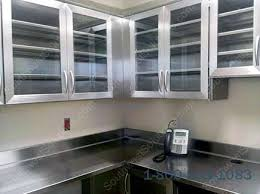 stainless steel casework cabinets manufactured modular moveable
