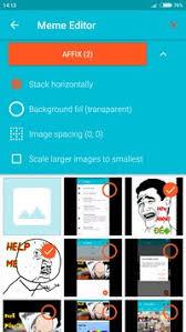 Meme Background Generator - meme generator nz studio make meme and add sticker apk download