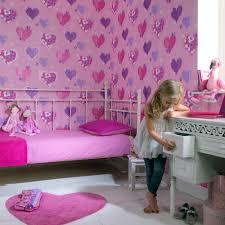 wallpaper luxury pink arthouse happy hearts flowers luxury girls childrens kids bedroom