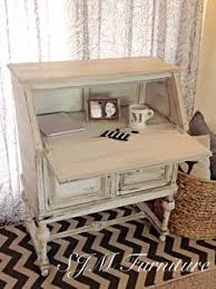 my first furniture redo i used diy chalk paint valspar antiquing