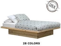 Pine Platform Bed With Headboard All Categories Bedroom Beds Queen Page 1 Gothic Cabinet Craft