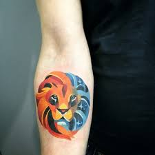11 fierce tattoo ideas for leos brit co