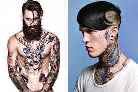 tattoo ideas 10 fashion models favourites hommes malaysia u0027s
