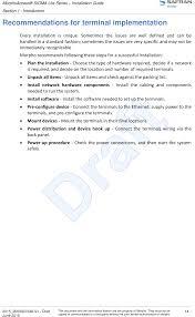 mphac001a control access terminal user manual safran morpho