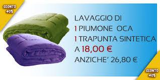 piumoni in offerta lavanderia olimpic offerta lavaggio piumoni torino