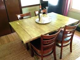 unfinished wood table legs dining table legs unfinished solid wood table with java legs