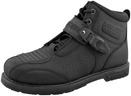 riding shoes speed u0026 strength hard knock life motorcycle riding shoes black