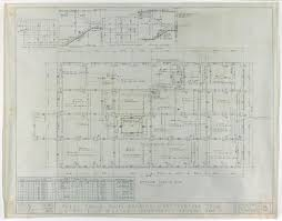 weatherford hotel weatherford texas second floor framing plan