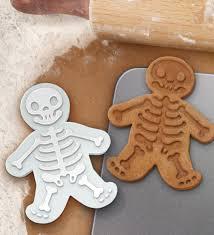 halloween cookie cutters gingerdead man cookie cutter stamper noveltystreet