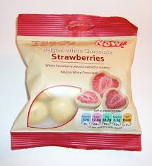 White Chocolate Covered Strawberries By Tesco Belgian White Chocolate Strawberries Review
