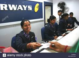 check in desk sign jet airways passengers check in desk logo sign stock photo 25561288
