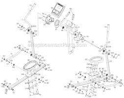 nordictrack ntccel169070 parts list and diagram