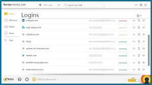 Symantec Service Desk Symantec Norton Identity Safe Review U0026 Rating Pcmag Com