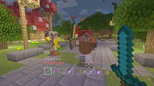 minecraft xbox enchanted island hunger games youtube