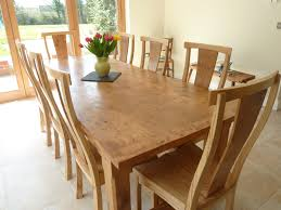 bespoke dining table design