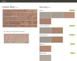 8 best outdoor trim images on pinterest brick colors trim color