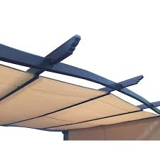 Canopy For Sale Walmart by Replacement Canopy For Emerald Coast Pergola Garden Winds