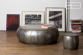 couchtische holz metall couchtisch ulme stahl wohnzimmerz couchtisch holz metall with