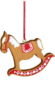 rocking ornament rocking horses
