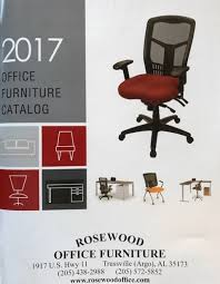 Office Furniture Brochure by Rosewood Office Furniture