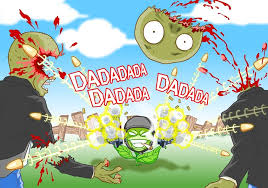plants vs zombies fight by chinabo on deviantart