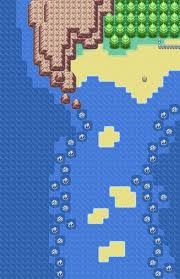 Route 40 Map by Route 40 Pokemon World Online Wiki