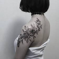 collection of 25 pretty back shoulder