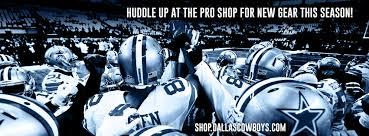 dallas cowboys pro shop home