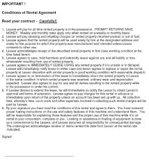 Free Residential Lease Agreement Templates Home Lease Agreement Renrenpeng