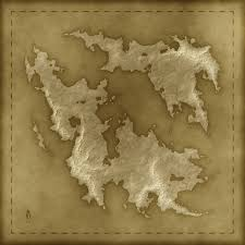 World Map No Labels by Paid Low Res Continent Maps