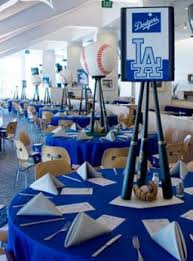 theme centerpieces these baseball centerpieces are a home run b lovely events
