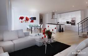 Red And White Bedroom Decor Black White And Red Bedroom Decorating Ideas Gray Living Room